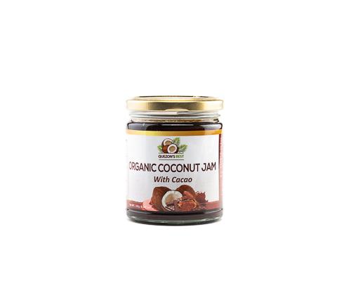 Джем кокосовый  с шоколадом, 265 г