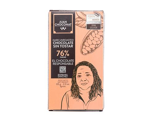 Шоколад темный 76%, 65 г