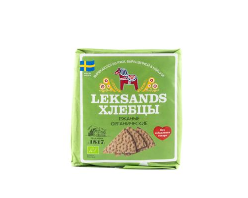 Хлебцы ржаные цельнозерновые, 230 г