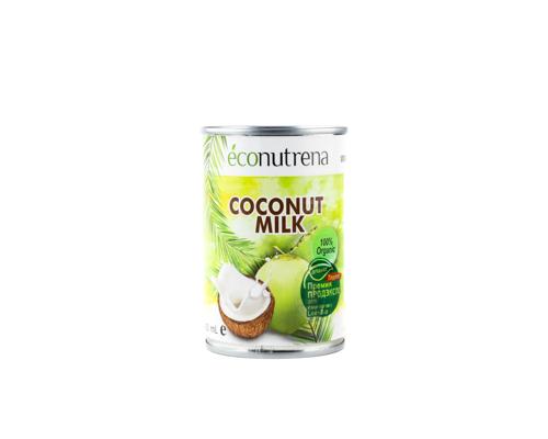 Молоко кокосовое 17%, 400 мл
