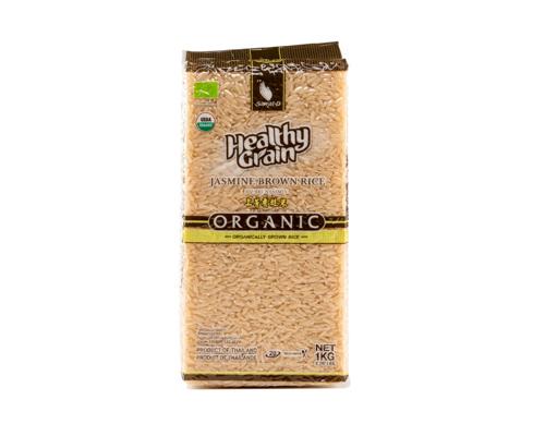 Рис бурый длиннозерный, 1000 г