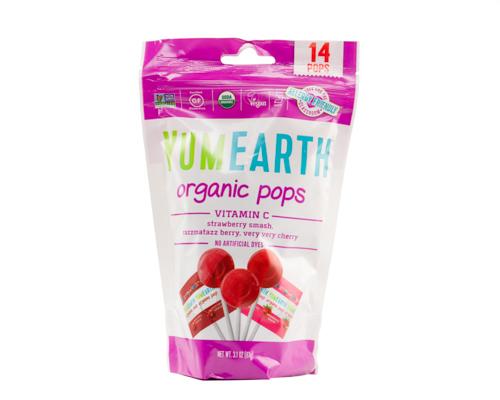 Леденцы фруктово-ягодные с витамином С, 85 г