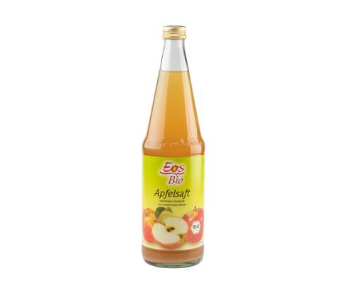 Сок яблочный прямого отжима, без сахара, 700 мл