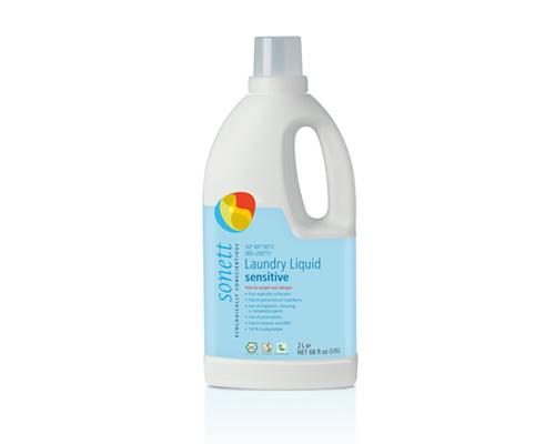 Средство для стирки жидкое для чувствительной кожи, 2000 мл
