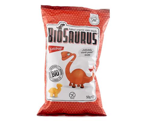 Снеки кукурузные со вкусом кетчупа, 50 г