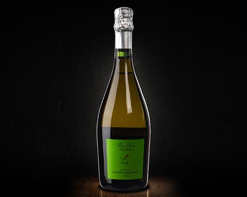 Био Био Бабблс вино игристое белое брют, 0,75 л