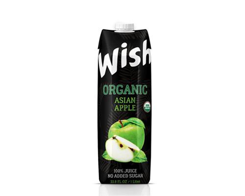 Сок яблочный без сахара, 1000 мл