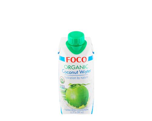 Вода кокосовая 330 мл