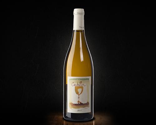 """Турэн Домэн Де Ля Гаррельер """"Сэндриён"""" вино белое сухое, 0,75 л"""