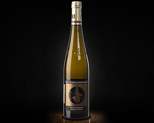 "BattenfeldSpanier, ""Frauenberg"" Riesling вино белое сухое, 0,75 л"