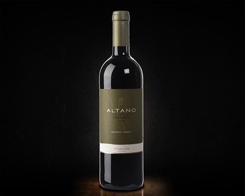 Альтано Органикалли Фармед Вайнярд вино красное сухое, 0,75 л