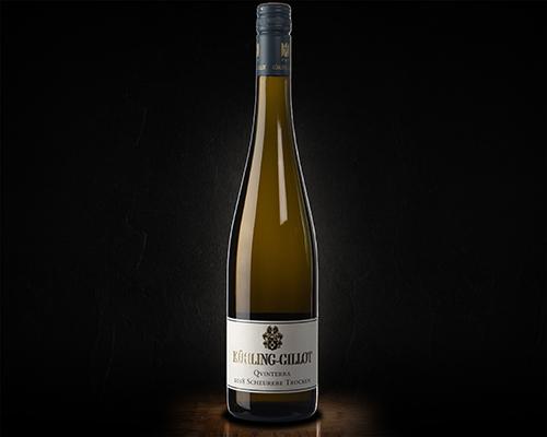 """""""Qvinterra"""" Scheurebe Trocken, Kuhling-Gillot вино белое сухое, 0,75 л"""