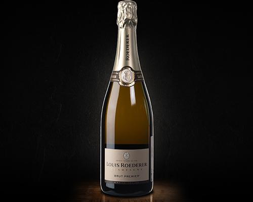 Brut Premier Louis Roederer вино игристое белое брют, 0,75 л