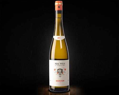 Bockstein GG, Nik Weis St. Urbans-Hof вино белое полусухое, 0,75 л