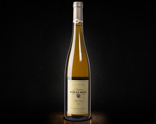 Domaine Marcel Deiss, Pinot Gris вино белое полусухое, 0,75 л