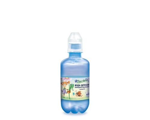 Вода детская питьевая, 0,25 л