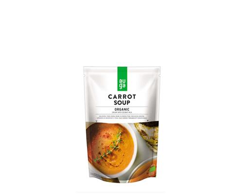 Суп морковный с кокосовой водой, 400 г