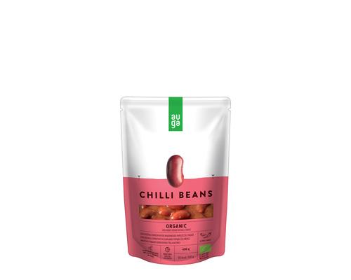 Фасоль красная в соусе чили, 400 г
