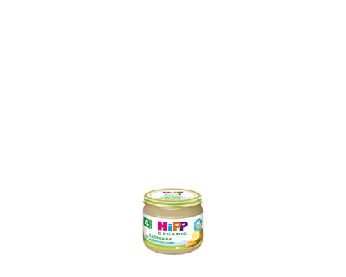 Пюре детское картофельное, с 4 месяцев, 80 г