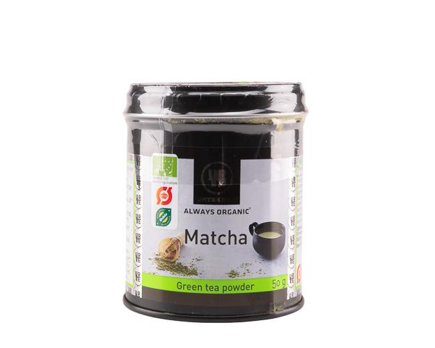 Чай зеленый матча, 50 г