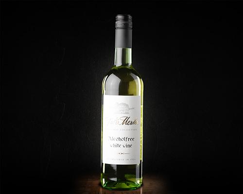 Peter Mertes, Alcoholfree White Sweet вино белое сладкое безалкогольное, 0,75 л