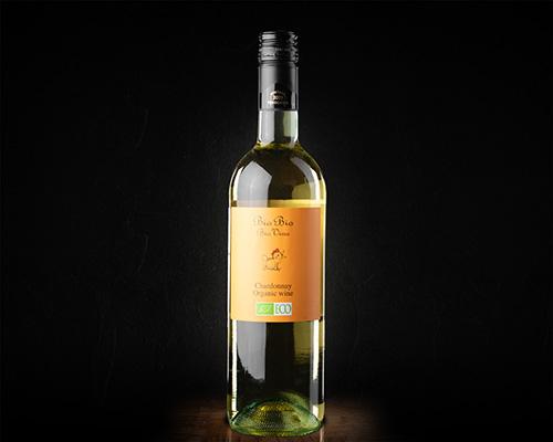 """Cielo e Terra, """"Bio Bio"""" Chardonnay вино белое полусухое, 0,75 л"""