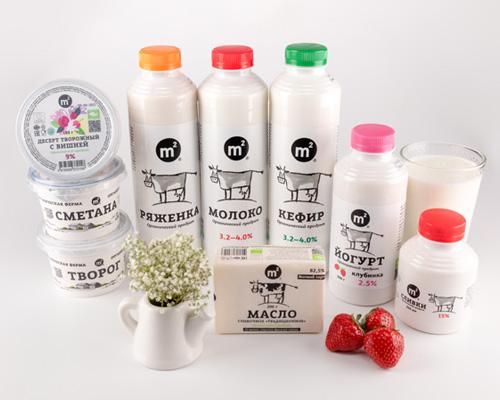 Молочная корзина напрямую с фермы