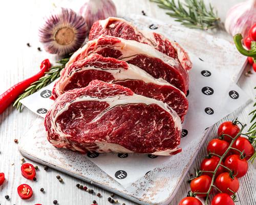 Стейк Рибай из охлажденной говядины