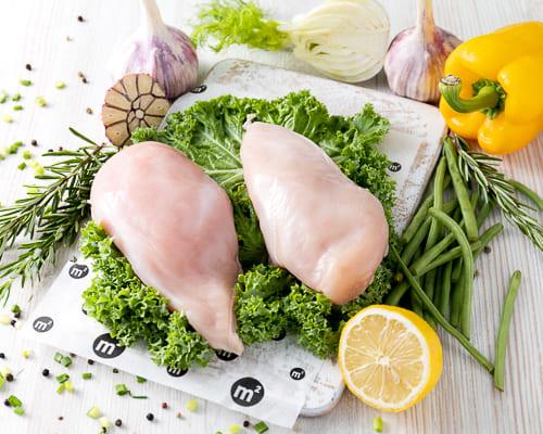 Филе грудки цыпленка-бройлера