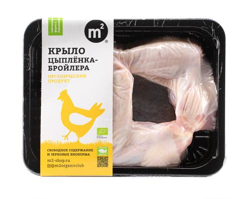 Крыло цыпленка-бройлера