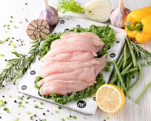Мини-филе грудки охлажденное