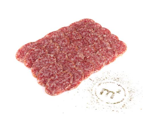 Колбаса Имперская говяжья, в нарезке
