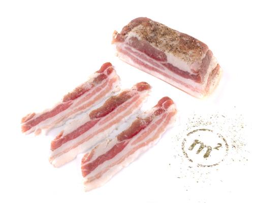 Шпик свиной соленый