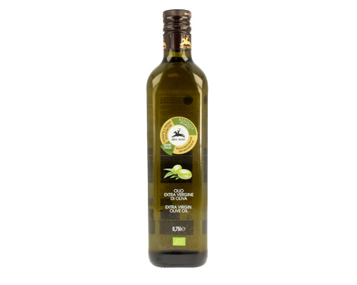 Масло оливковое первого холодного отжима, нерафинированное, 750 мл