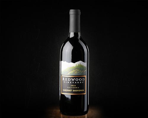 Redwood Vineyards, Cabernet Sauvignon вино красное сухое, 0,75 л