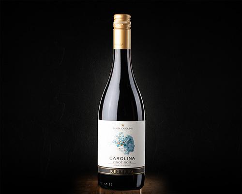 Carolina Reserva Pinot Noir, Santa Carolina вино красное сухое, 0,75 л