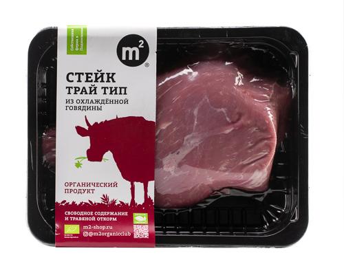 Стейк Трай Тип из охлажденной говядины