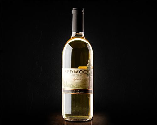 Redwood Vineyards, Pinot Grigio вино белое полусухое, 0,75л