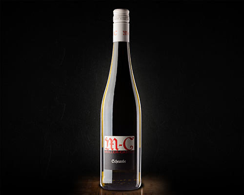 """Muller-Catoir, """"MC"""" Scheurebe вино сухое белое, 0,75л"""