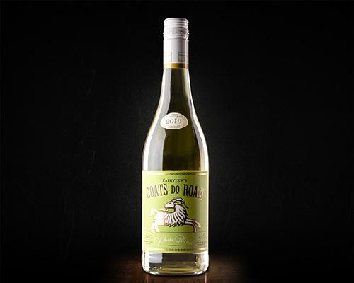 Goats do Roam White, Fairview вино белое сухое, 0,75л