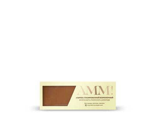 Сырок глазированный безмолочный, ванильный, в шоколаде, 40 г
