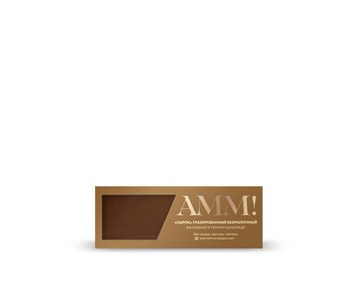 Сырок глазированный безмолочный, в темном шоколаде, 40 г