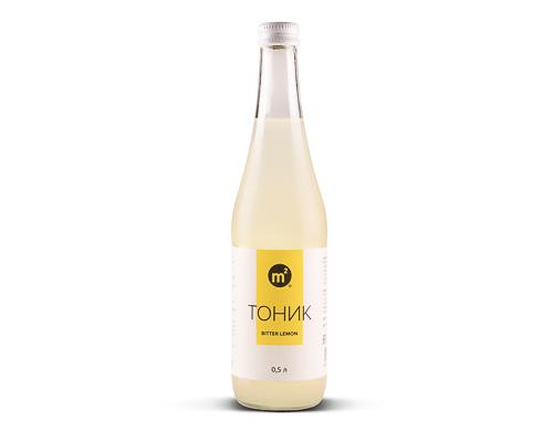 Тоник Биттер Лимон с натуральным соком, 0,5 л