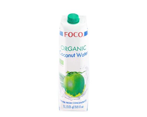 Вода кокосовая 1000 мл