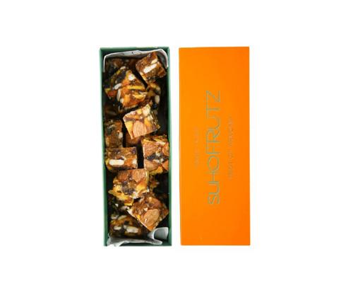 Конфеты из сухофруктов и орехов 200 г