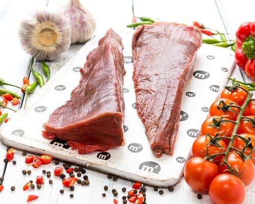Филе вырезки говяжей охлажденное