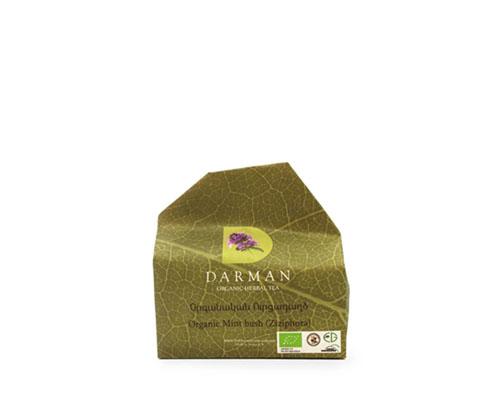 Чай травяной из листьев дикой зизифоры, 40 г